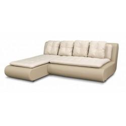 Наполи 326 диван-кровать угловой 1пф-2д (левый угол) 570 бежевый (Selma Latte, Oregon 02)