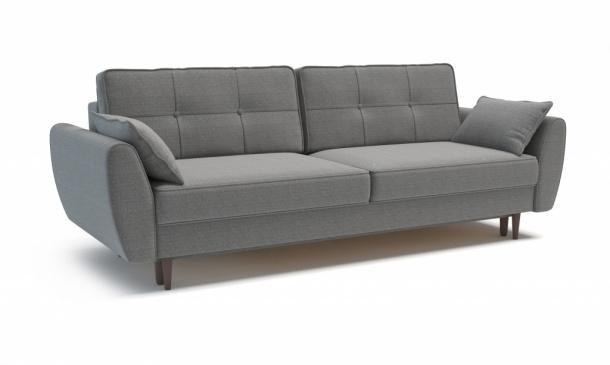Корсика 352 диван-кровать 3тт 657 серый