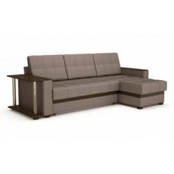 Версаль 184 диван-кровать 2ек-1пф-Ст 345 темн кор