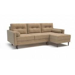 Карлос 349 диван-кровать 2тт-1пф 694 бежевый (Кардиф 016)