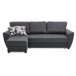 Ларго 288 угловой диван-кровать 2ек-1пф 594 anthracite