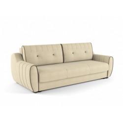 Ингрид 320 диван-кровать 3ек 494 айвори (Vital Ivory, Vital Chocolate)