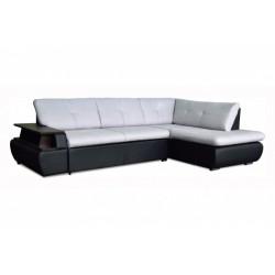 Дюссельдорф 147 диван-кровать Б-2д-У1пф (правый угол) 352 Alba Ash