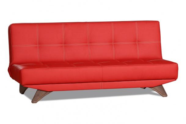 Бохум 091 диван-кровать 3к126 красн