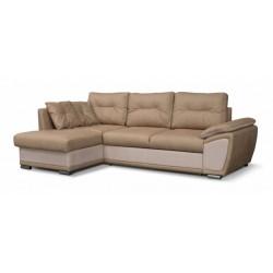 Риттэр 199 диван-кровать У1Пф-2д-Б (левый) 535 темный беж