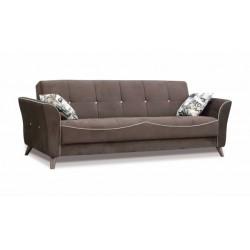 Тиффани 319 диван-кровать 3к 501 кор-беж