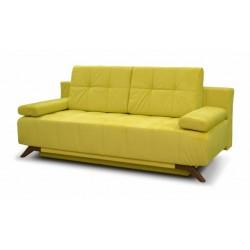 Баден-Баден 198 диван-кровать 3ек 575 горчичный (Bergen Mustard)