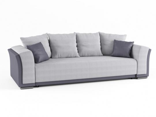 Макензи 348 диван-кровать 3ек 625 графит