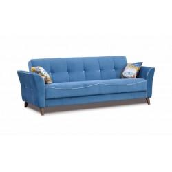 Тиффани 319 диван-кровать 3к 503 деним