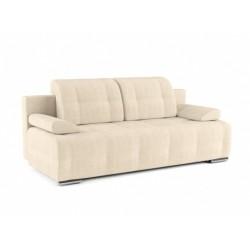 Лион 346 диван-кровать 3ек 610 молочный (Atlanta Ivory)