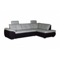 Кемерон 130 диван-кровать Б-2д-У1пф (правый угол)352 Alba Ash