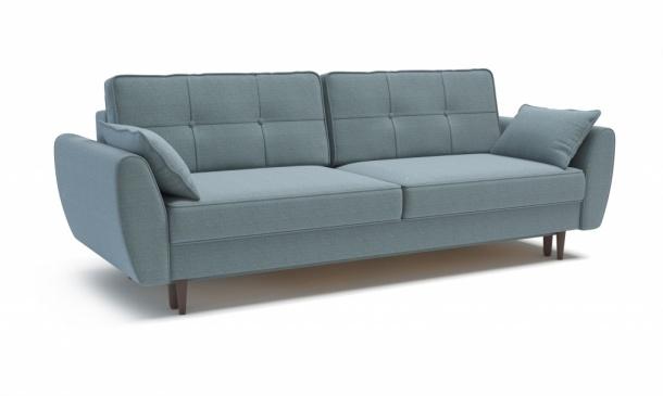 Корсика 352 диван-кровать 3тт 706 аквамарин