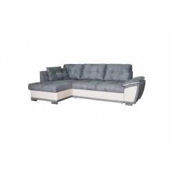 Риттэр 199 диван-кровать У1Пф-2д-Б (левый) 454 серо-бежевый