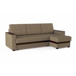 Версаль184 угловой диван-кровать 2ек-1пф 345 темн кор