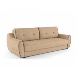 Ингрид 320 диван-кровать 3ек 525 карамель/шоколад (Vital Сaramel, Vital Chocolate)