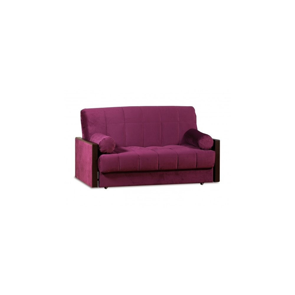 Орион 084.07 диван-кровать 3а 160 С68/Б86/П0073 фиол